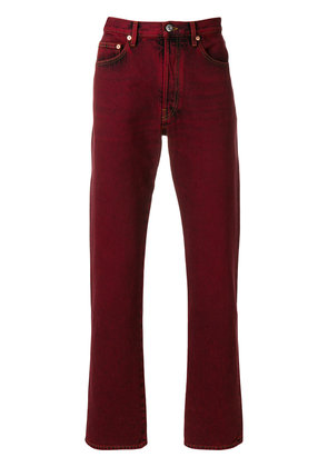 Valentino skinny fit jeans - Red