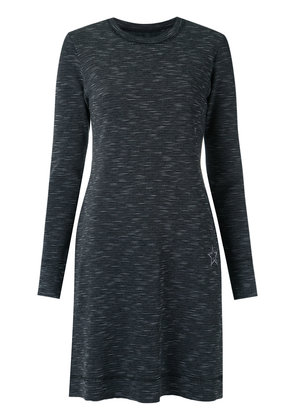 Talie Nk jacquard dress - Black
