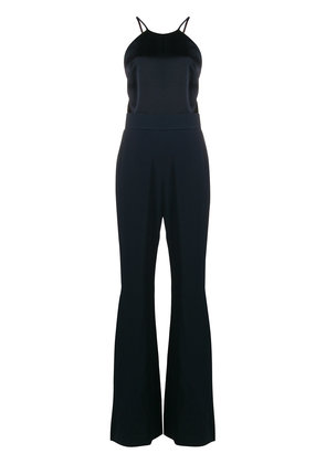 Max Mara wide-leg jumpsuit - Blue