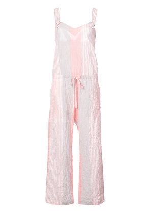 Lemlem Dera jumpsuit - Pink & Purple