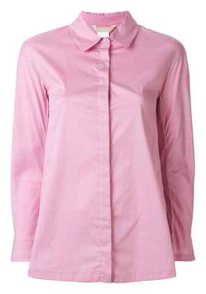 'S Max Mara concealed front shirt - Pink