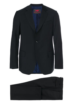 Mp Massimo Piombo two piece suit - Black