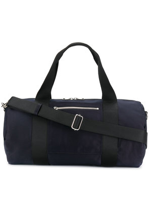 A.P.C. cylindrical holdall - Blue