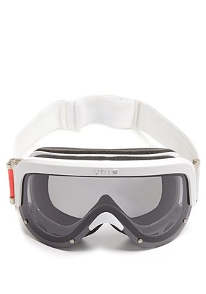 Model One extended-vision ski goggles