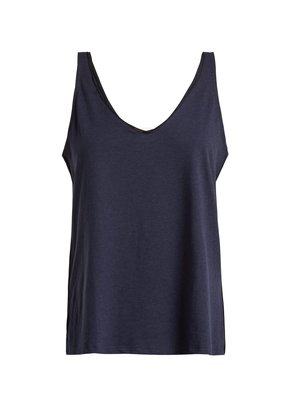 Odette pima cotton tank top