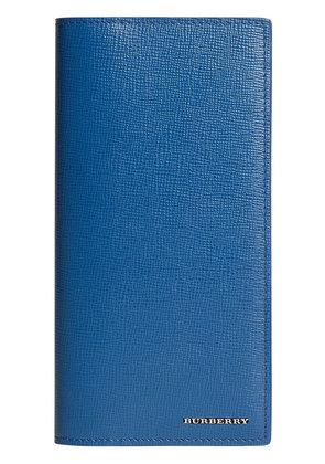 Burberry London continental wallet - Blue