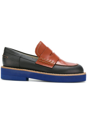 Marni Moccasin loafers with band - Multicolour