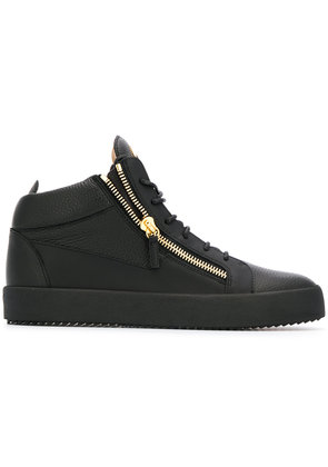 Giuseppe Zanotti Design Kriss high top sneakers - Black