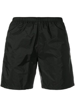 Prada low-rise swimming shorts - Black