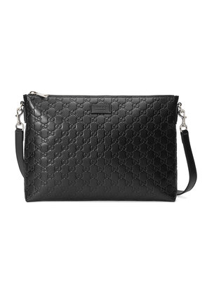 Gucci Gucci Signature soft messenger - Black