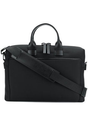 Troubadour Slim briefcase - Black