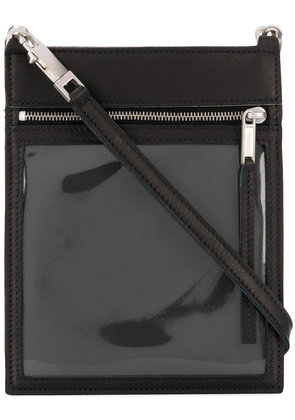 Rick Owens security pocket bag - Black
