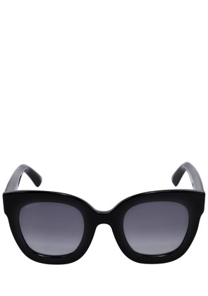 SQUARE ACETATE SUNGLASSES W/ STARS