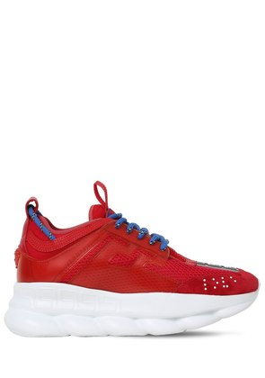 CHAIN REACTION MESH SNEAKERS