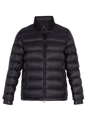 Rodez quilted down jacket