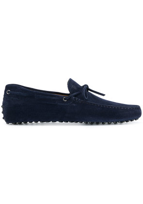 Tod's Galassia loafers - Blue