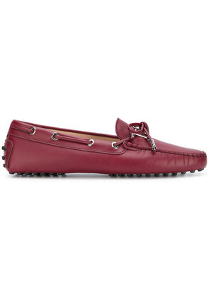 Tod's Gommino loafers - Red