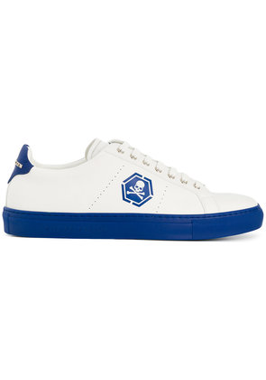 Philipp Plein Staring At The Moon sneakers - White