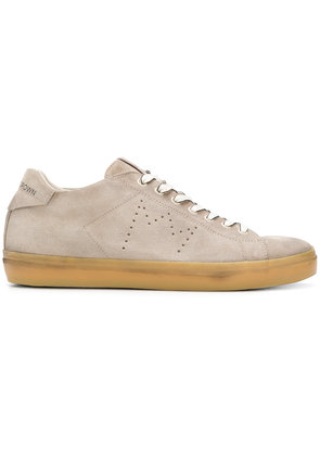 Leather Crown M 136 sneakers - Nude & Neutrals