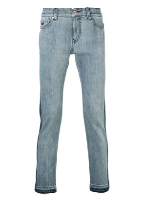 Loveless classic fitted jeans - Blue