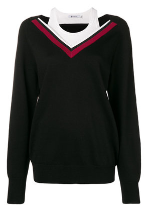 T By Alexander Wang V-neck sweater - Unavailable