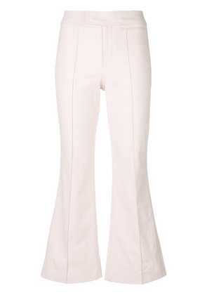 Isabel Marant Lyre trousers - Pink & Purple