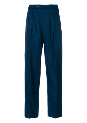 Golden Goose Deluxe Brand Nilde trousers - Blue