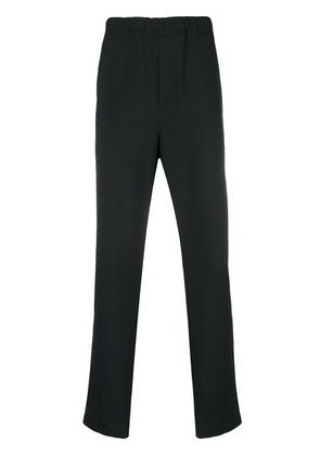 Oamc loose fitted trousers - Black
