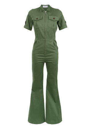 Isolda Margaret jumpsuit - Green