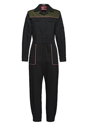 Miu Miu denim jumpsuit - Black