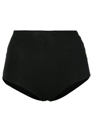 Alexandre Vauthier high waist briefs - Black