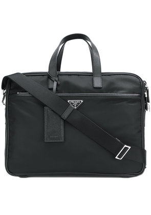 Prada zipped briefcase - Black
