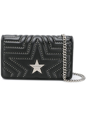 Stella McCartney microstud Star bag - Black