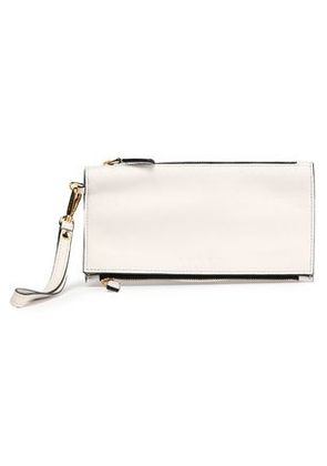Marni Woman Leather Wallet Off-white Size -