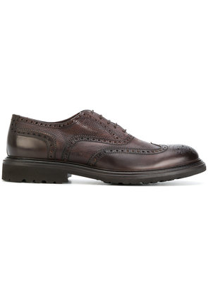 Dell'oglio lace-up brogues - Brown