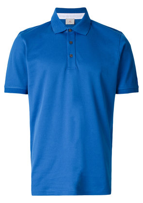 Peuterey classic short-sleeve polo top - Blue