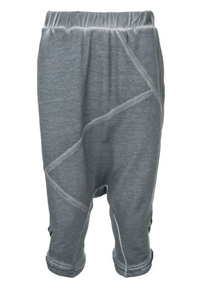 First Aid To The Injured Pharynx shorts - Grey