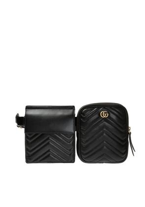 Gucci Two-pouch belt bag
