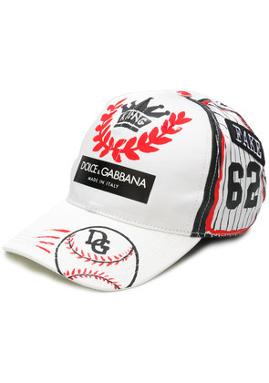 Baseball Hat With Logo