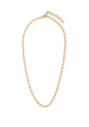 Opal and yellow-gold necklace