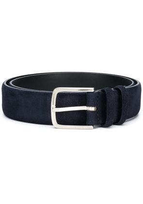Orciani buckel belt - Blue