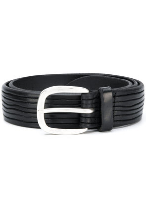 Orciani buckle belt - Black