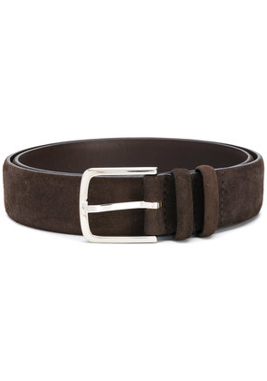 Orciani buckle belt - Brown