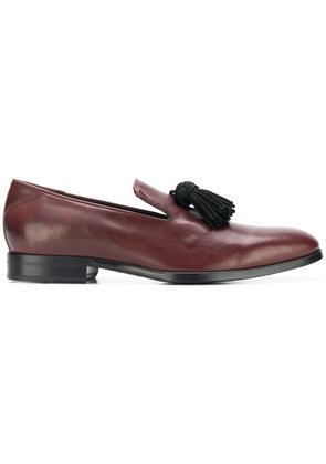 Jimmy Choo Foxley loafers - Red