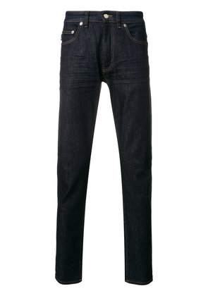 Love Moschino classic straight leg jeans - Blue