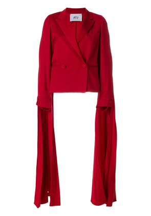 Atu Body Couture Kant jacket - Red