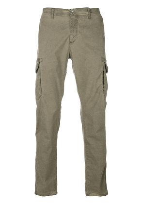 Jeckerson slim-fit chino trousers - Green