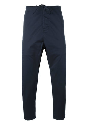Vince cropped trousers - Blue