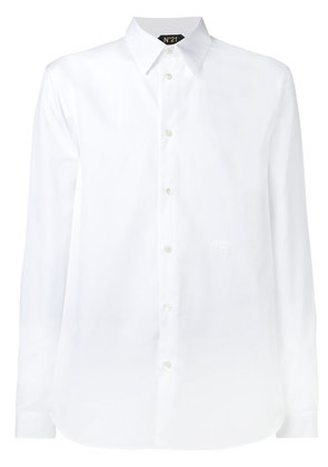 No21 relaxed-fit shirt - White
