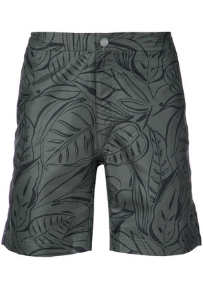 Onia Calder 7.5' swim trunks - Green